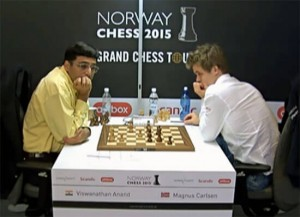 norway chess carlsen anand